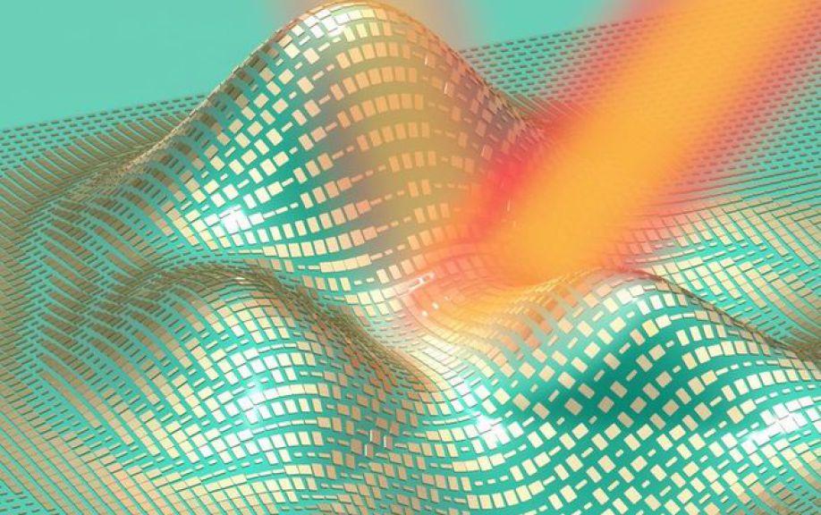 Московские ученые изобрели невидимый материал