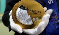 Сборная России потеряла первое место в неофициальном общекомандном зачете Олимпийских игр в Сочи